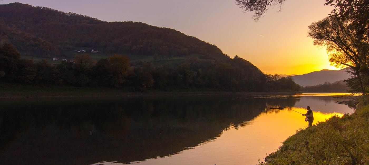 Bajina-Basta-Drina-ribolov
