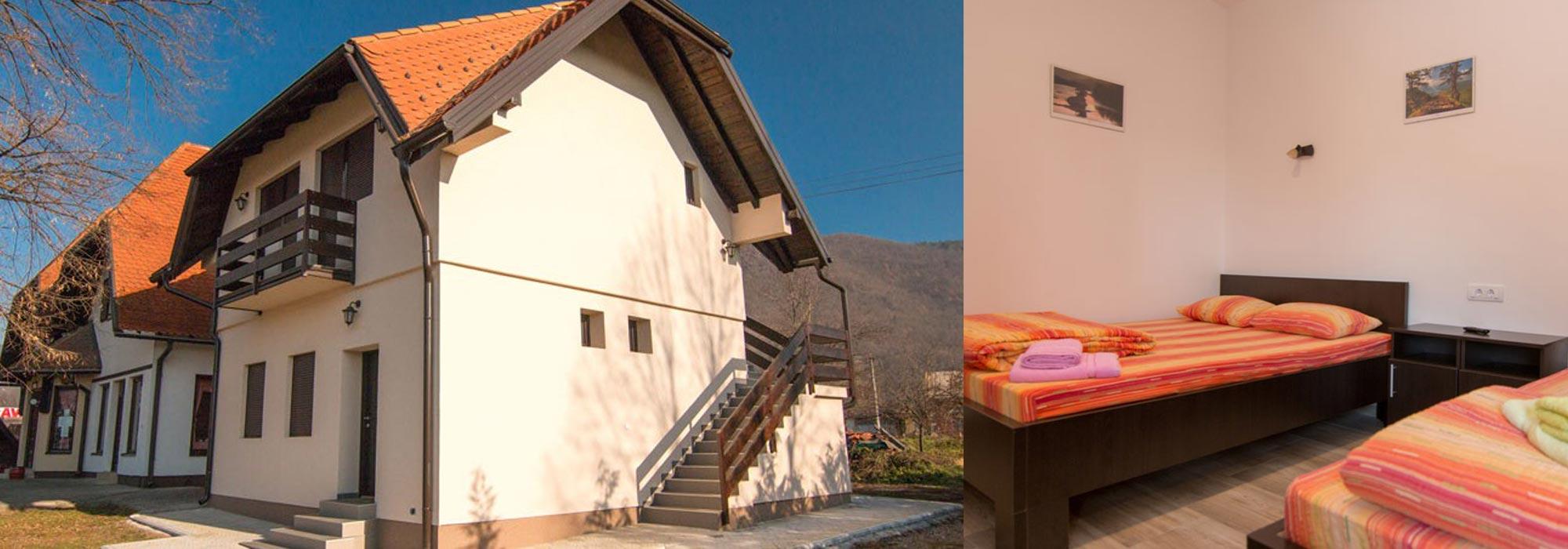 Prenoćište Drinski Konak- sobe pored Drine