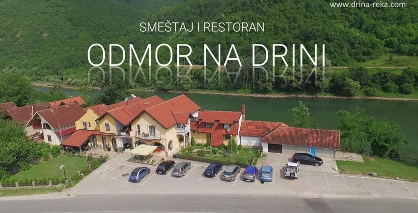 Odmor na Drini – smeštaj i restoran
