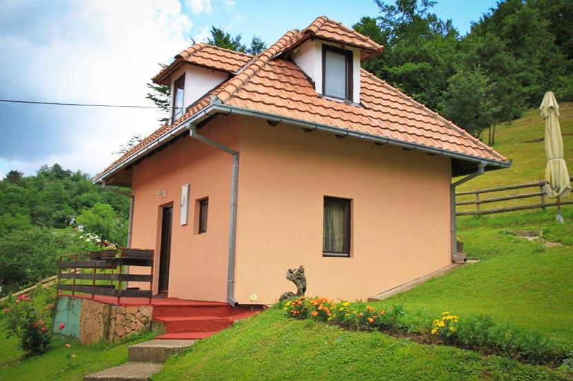 Kuća za odmor Vidra