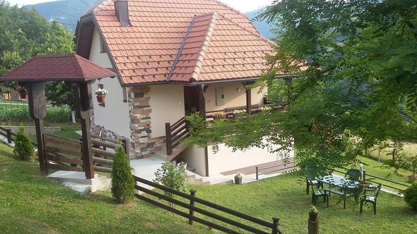 Kuća za odmor DRINA & TARA