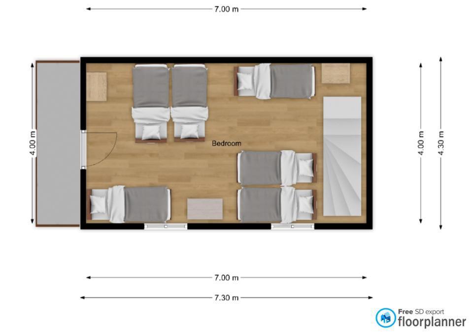 Soba na spratu