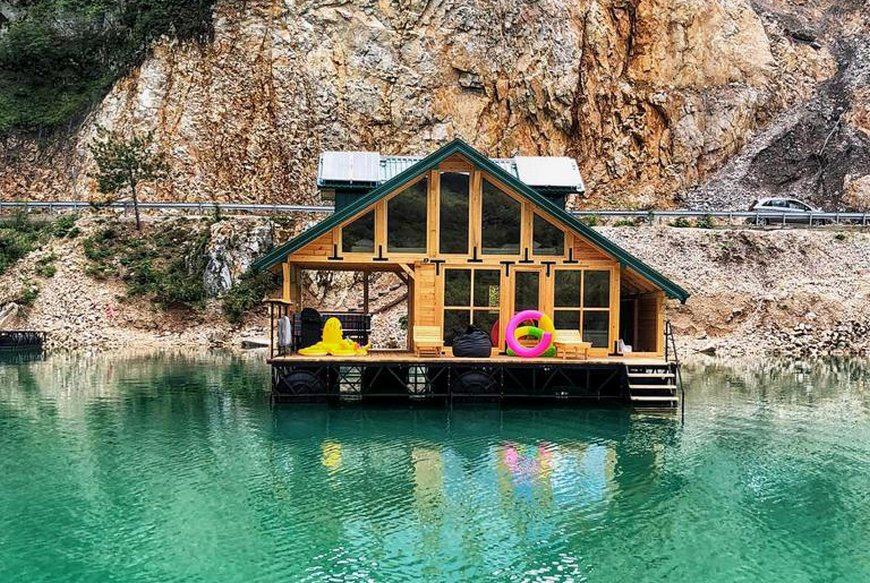 splav-kucicare-jezero-perucac-smestaj-1